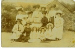 2005-03-ladies tea party - early 1900s - old post card.jpg